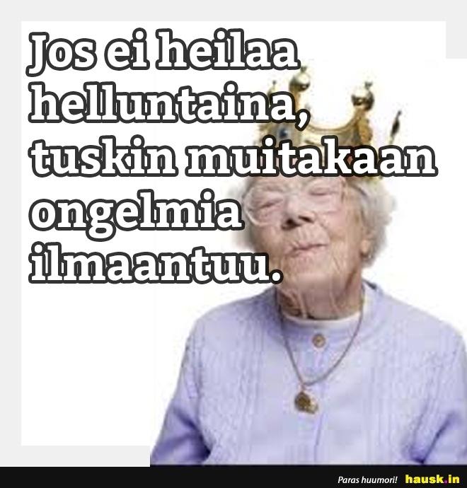 Ei Heilaa Helluntaina