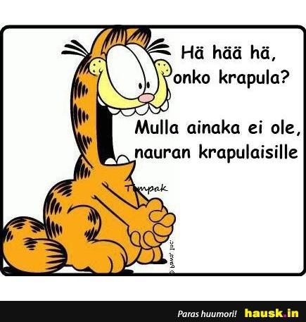 Onko Krapula Onko